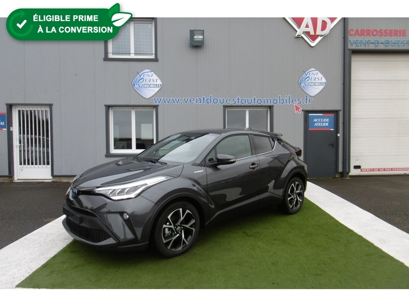Toyota C-HR 122H EDITION 2WD E-CVT  MC19 Hybride ROYAL GREY Occasion à vendre